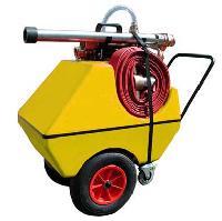 Mobile Foam Unit