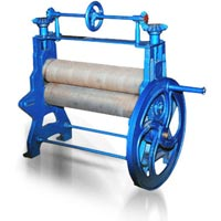 Rubber Sheeting Machine