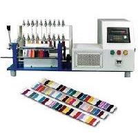 Shade Card Winding Machine