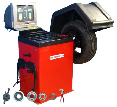 Wheel Balancing Machine Manufacturers Suppliers Exporters In India
