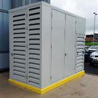 Noise Control Enclosures