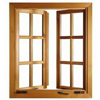 Teak Wood Windows