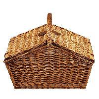 Round Cane Baskets