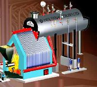 Solid Fuel Boiler