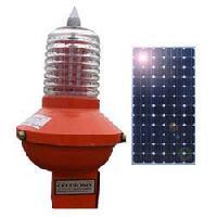 Solar Aviation Lights