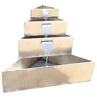 Stainless Steel Fountains