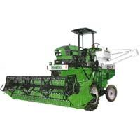 Tractor Driven Combine Harvester