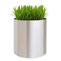 Stainless Steel Planter