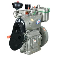 Water Cooled Engine