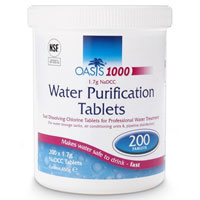 Water Purification Tablet