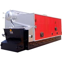 Rice Husk Fired Boiler