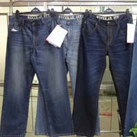 Mens Denim Jeans Pants