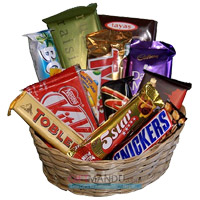 Chocolates Basket