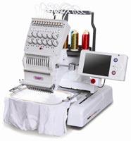 Automatic Embroidery Machine