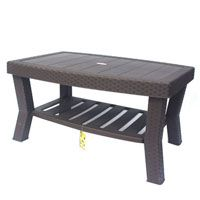 Plastic Center Table