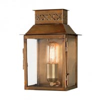 Brass Garden Lanterns