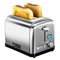 Stainless Steel Toaster