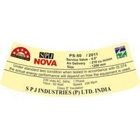 Electronics Label