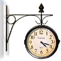 Railway Station Wall Clock