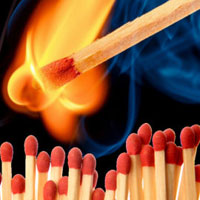 Barbecue Matches
