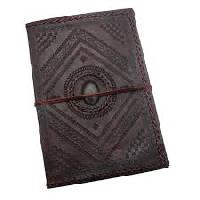Leather Embossed Notebooks
