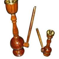 Wooden Hookahs
