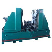 Double Ended Flanging Machine