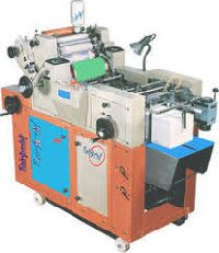 Leaflet Printing Machine