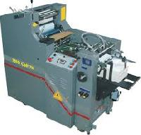 Brochure Printing Machine