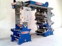 Six Colour Flexographic Printing Machine