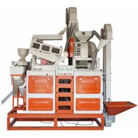 Modern Rice Mill Machinery