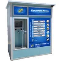 Mineral Water Vending Machine