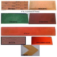 Wall Tile Moulds