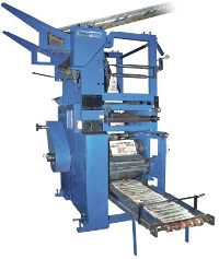 Booklet Printing Machine