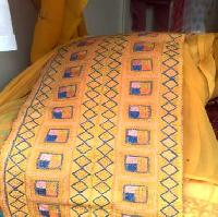 Phulkari Embroidery Fabric