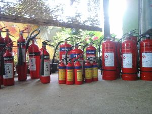 Fire Extinguishers Maintenance Services