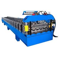 Sheet Roll Forming Machines