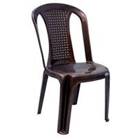 Armless Plastic Chairs