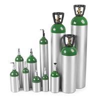 Compressed Oxygen Gas