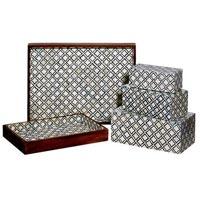 Horn Bone Jewelry Boxes