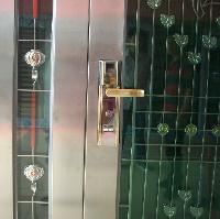 Stainless Steel Security Door