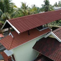 Terrace Roofing Sheets