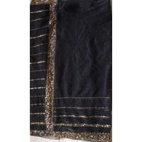 Party Wear Net Sarees