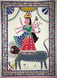 Durga Paintings