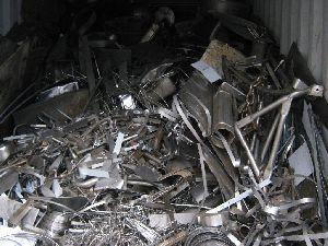 Melting Steel Scrap