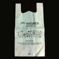 Flexo Printed Carry Bags