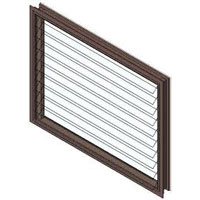 Louvres Window