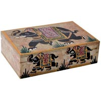 Painted Jewellery Boxes
