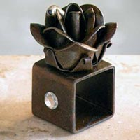 Iron Napkin Rings