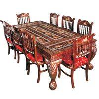 Indian Royal Furniture